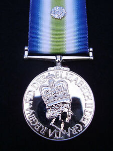 BRITISH-ARMY-GUARDS-PARA-SAS-RAF-RN-RM-SBS-FALKLANDS-WAR-1982-MEDAL-ROSETTE