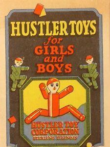Apologise, Hustler antique toys assured
