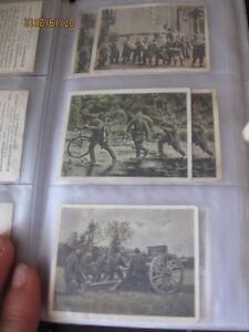 Cartes de la collection ''Der weltkrieg'' à vendre ou à échanger Saint-Hyacinthe Québec image 4
