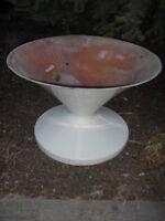 Large Fibreglass Planters for Sale $40.00 each