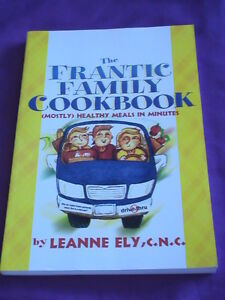 Heads-up Foodies: The Frantic Family Cookbook