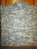 US Army Urbain Combat  ACU I.R Jacket RipStop Large/R, Like New.