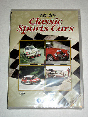 CLASSIC  SPORTS  CARS  DVD BY ATLAS EDITIONS