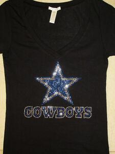 Dallas-Cowboys-rhinestone-t-shirt-size-XL-2XL-3XL