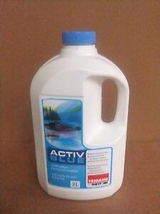 Produit pour wc chimique activ blue - Produit wc chimique ...
