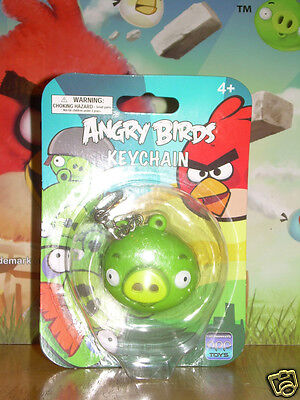 Angry Birds Figural Collectible Pig Piglet Keychain Backpack Clip Sealed