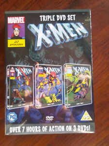 Marvel-X-Men-triple-DVD-set-over-7-hours-of-action-Brand-New