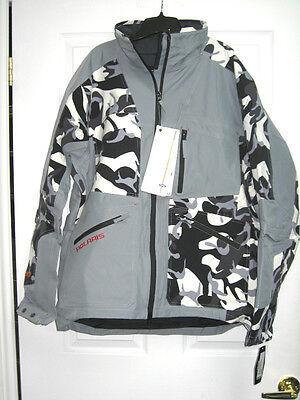Polaris Camo Jacket Snowmobile. Event Fabric - Like Gortex