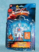 Power Rangers Dinothunder White Triptoid In Box - bandai - ebay.co.uk
