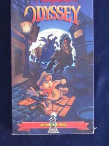Adventures In Odyssey In Harms Way Focus On Family Vhs