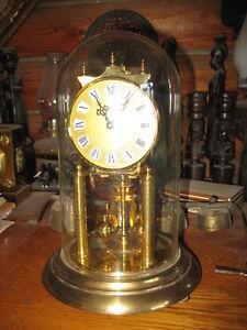 "ANNIVERSARY (365 days) clock, ""Kern"""