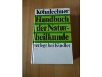 Manfred Köhnlechner handbuch der Naturheilkunde Lehrbuch Niedersachsen - Nordhorn Vorschau