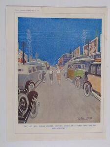 PUNCH-cartoon-1933-fat-lot-all-these-people-driving-arthur-watts