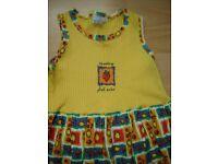 Mädchen Sommer Kleid Gr.116 Nordrhein-Westfalen - Monheim am Rhein Vorschau