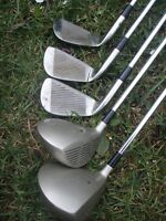 Golf-Trends + Tour-Magic Men Right (2 woods, 3 irons)