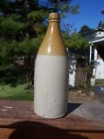 early antique rare Kingston ginger beer bottle