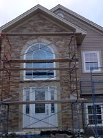 Masonry and Landscaping Services (Brick, Stone, and block.)