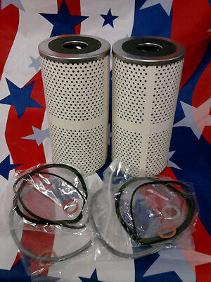 M35A2 Deuce and a Half 2.5 ton Oil Filter Set Made in USA