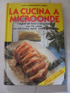 LANDRA-LA-CUCINA-A-MICROONDE-ED-DE-VECCHI-1994