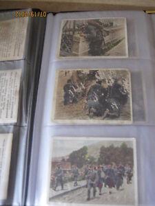 Cartes de la collection ''Der weltkrieg'' à vendre ou à échanger Saint-Hyacinthe Québec image 2