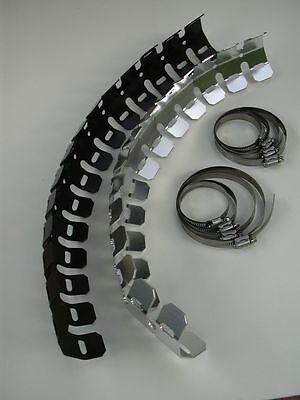 Auspuffprotektor - Hitzeschild - Exhaust-protector shield - Krümmer - Schutz