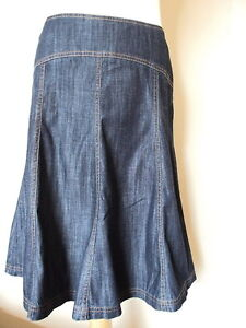 BODEN DENIM / CORDUROY FLIPPY SKIRT 4 COLOURS 2 LENGTHS  BNWOT SIZES 8-20 RP £49