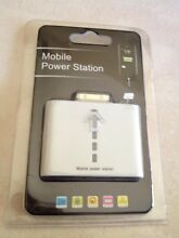 External Backup Battery Charger For iPods & iPhones (BRAND NEW) Brunswick East Moreland Area Preview
