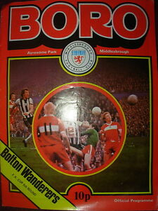 MIDDLESBROUGH-v-BOLTON-WANDERERS-1977-78-FA-CUP