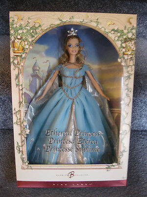 Ethereal Princess 2006 Barbie Doll NEW AND NEVER OPENED PINK LABEL