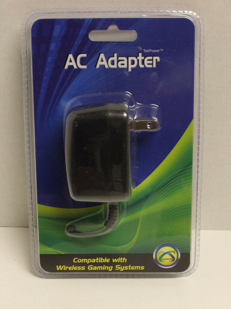 Ac Dc Adapter 120v In 9v Dc, 350 Ma Output Standard 2.1x5.5mm Barrel Plug
