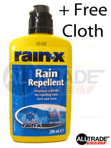 1-x-RAIN-REPELLENT-BY-RAIN-X-SLEET-SNOW-ANTI-FOG-ALSO-STOCKED