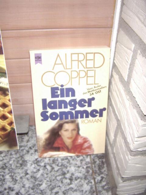 Ein langer Sommer, ein Roman von Alfred Coppel