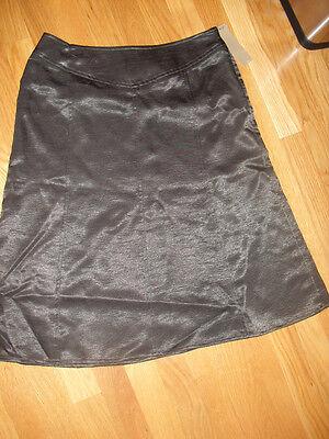 Beautiful Chocolate Brown Dressy Skirt Size 4