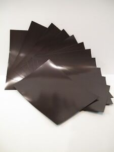 12-x-A6-105-x-148mm-Magnetic-Sheets-0-75mm-Thick-Perfect-for-Spellbinder-Dies