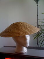 NEW Vintage Women Straw Hat USA madcaps MARILYN MONROE HiQuality