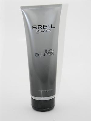 Breil Milano Black Eclipsis Body Shower Gel 8.3oz 250ml