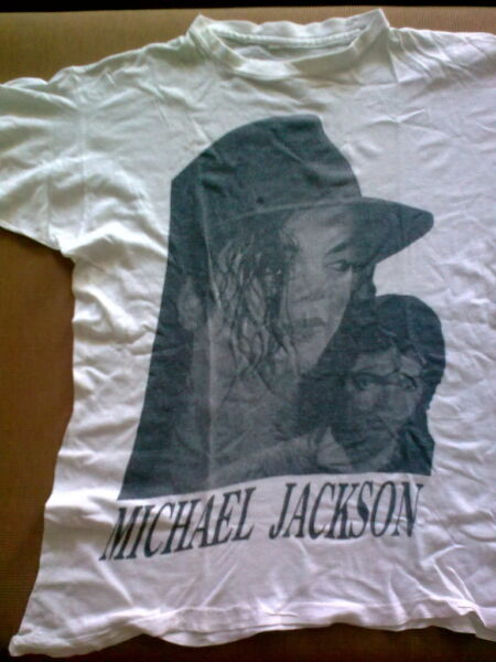T-short z  Michaelem Jacksonem