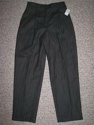 Revue Women's Wool Dress Pants Size 6 Inseam 28.5 Inches Retail $149