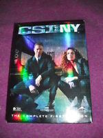 CSI New York Season 1 DVD Box Set