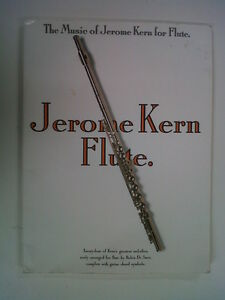 MUSIC-OF-JEROME-KERN-FOR-FLUTE-Wise