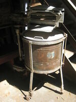 Copper Washing Machine