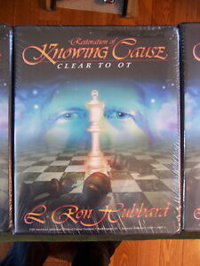 Knowing Cause - 19th American ACC - lectures by L.Ron Hubbard Edmonton Edmonton Area image 1
