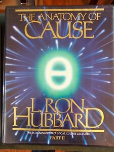 Anatomy of Cause - 16th American ACC lectures by L. Ron Hubbard Edmonton Edmonton Area image 2