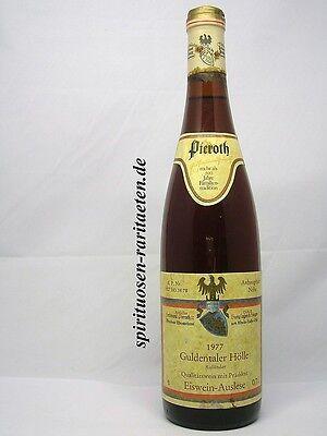1977er Guldentaler Hölle Ruländer Eiswein Auslese Nahe online kaufen