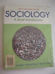 Sociology, A Brief Introduction   ***Reduced Price***