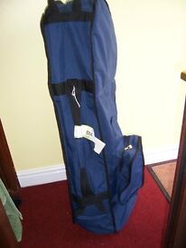 Golf travel bag, only used once, need to get rid of , need the space