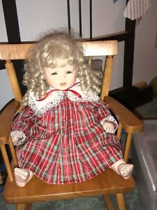 Porcelain Doll- not for TOY use Kitchener / Waterloo Kitchener Area image 1