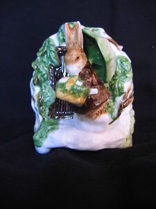 "SCHMID ""PETER RABBIT AT HIS DEN"" MUSICAL"