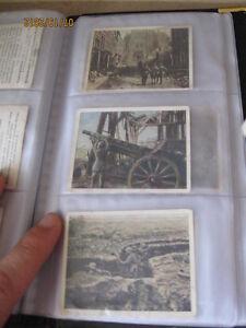Cartes de la collection ''Der weltkrieg'' à vendre ou à échanger Saint-Hyacinthe Québec image 6