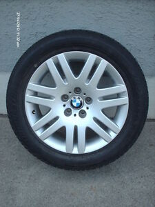 BMW ALLOY  WHEEL with TIRE